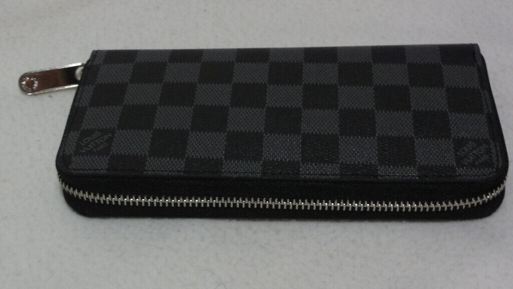 8d3f544b88a5 NEW Louis Vuitton LV Clarence Purse Wallet Clutch Hand Bag Wallet ...