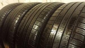 SET of 4 ~~~ 245/45R19 Goodyear Eagle Touring All Season tires Take off 100 % tread .