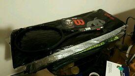 Brand new Wilson Pro Staff RF97 Grip 1, 2 & 3 available