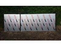 Celotex (Enertherm) insulation boards (pre owned) x 13