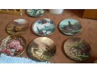Collecters plates