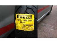 Pirelli Diablo Scooter 140/70/16 65P