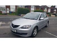 Mazda 3 *** DIESEL*** 2006 *** LOW MILEAGE ****