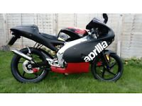 Aprilia rs50 for sale similar to yamaha tzr derbi gpr rieju rs3