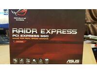 ASUS Raidr PCI Express SSD 240Gb