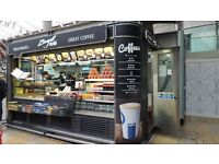 FULL TIME TEAM MEMBER WANTED AT EDINBURGH WAVERLEY STATION - BAGEL FACTORY