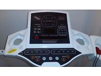 Dream Fitness T2000 Treadmill can deliver free to Glasgow and Ayrshire