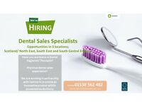 Qualified Dental Hygienist/ Therapist looking for a career in sales?