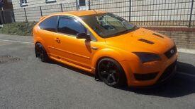 2007 Ford Focus st-3 electric orange QUICK SALE!