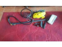 Steam cleaner electrolux enviro complete with all acc. Used twice