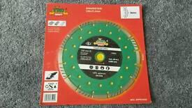 King Caft Diamond Disc BNIP