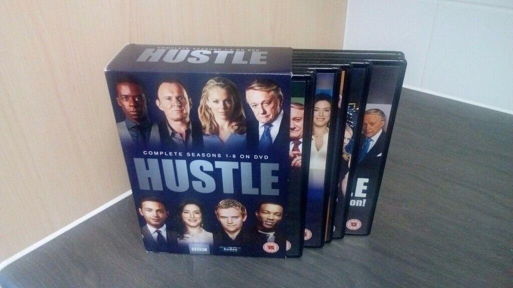 Hustle Boxset