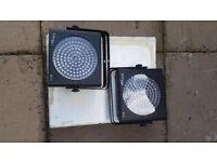 DJ Lights - QTX Light SP64 LED PAR 64 LED