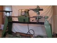Multico 5 in 1 woodworking machine