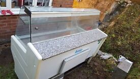 counter display fridge for sale 5feet commercial