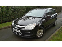 2007 VAUXHALL ASTRA 1.4 PETROL 5 DOOR,LOW MILEAGE,VERY GOOD COND.