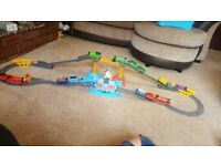 Thomas and friends trackmaster bundle