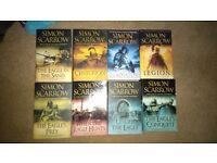 Simon Scarrow Books