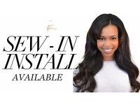 Virgin Brazilian Human Hair Sale with an Afro Caribbean Hairdresser in Birmingham