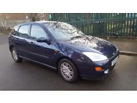 Ford focus ghia long Mot very clean in perfect condition