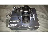 Bargain! Samsung Mirrorless SLR Camera with extras.