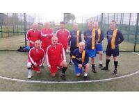 5-a-Side Football for Seniors