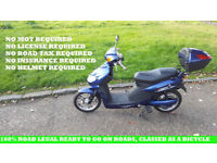 Electric Bike / Scooter / Bicycle / Moped 100% ROAD LEGAL READY TO GO ON ROADS