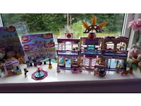 Lego friends heartlake mall