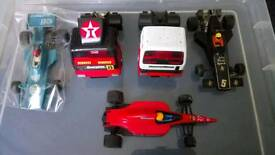 SCALEXTRIC VEHICLES FOR SALE