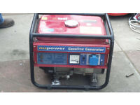 genarator for spares or repairs open to offers