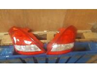 2014 Suzuki swift sport rear lights