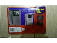 Video door entry system never used still in box can deliver or post!