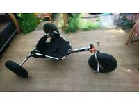 Flexifoil scout freestyle buggy kitebuggy