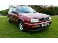 Volkswagen golf mk3 1.9d (1Y) Spares or repair