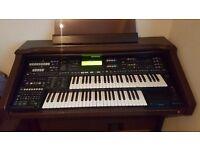 Technics Organ absolutely stunning