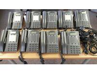 Bundle of 9 ATL Berkshire 600 Telephones