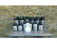 Water jugs boiled water