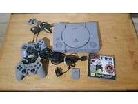 PS 1 . Play station 1