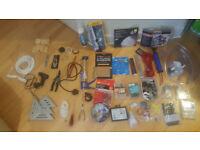 Tools, instrument, gadget, appliance, drill,air pump, tap mixer, set of nails, screws and loads more