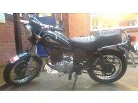 Yamaha SR 125cc £500