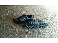 Size 11 men's Adidas trainers