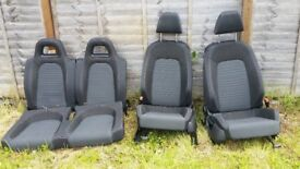 scirocco mrk3 Gt Seats Great Condition