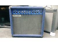 Vitesse Blue Amp