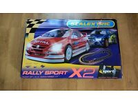 Scalextric bundle. Two used sets. One car doesn't work.