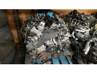 Genuine Low Mileage Nissan Navara D40 2010-2015 Euro 5 Engine & Parts In Stock