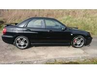Subaru WRX 2 litre
