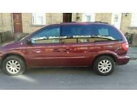Chrysler voyager LX 2.4 Petrol - 2004