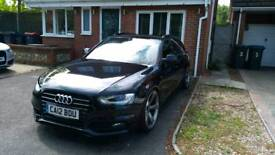 Audi A4 Avant S-Line Black Edition 2.0 177bhp Diesel Manual Immaculate Condition