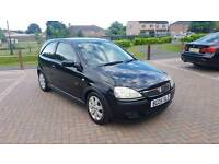 2005 Vauxhall Corsa 1.4 SXi 3 Door with Full Service History and Very Low Mileage