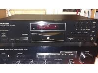 Pioneer PD-S503 CD Player with Famous Stable Platter Cd Tray Excellent Condition